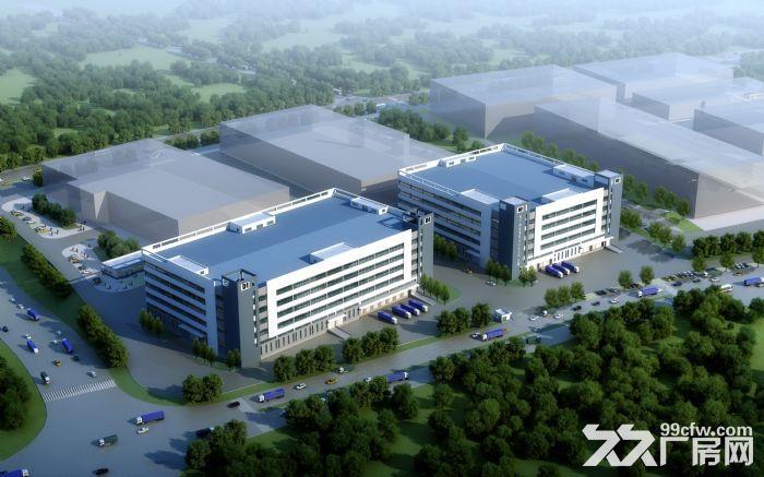 南宁高新区有标准厂房、写字楼出租售(可分割)v-图(2)