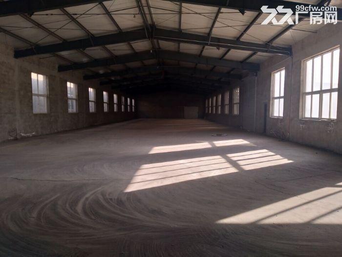 于洪区机床城附近厂房2000平,办公500平出租,占地6亩,厂房砖混结构,举架6-图(2)
