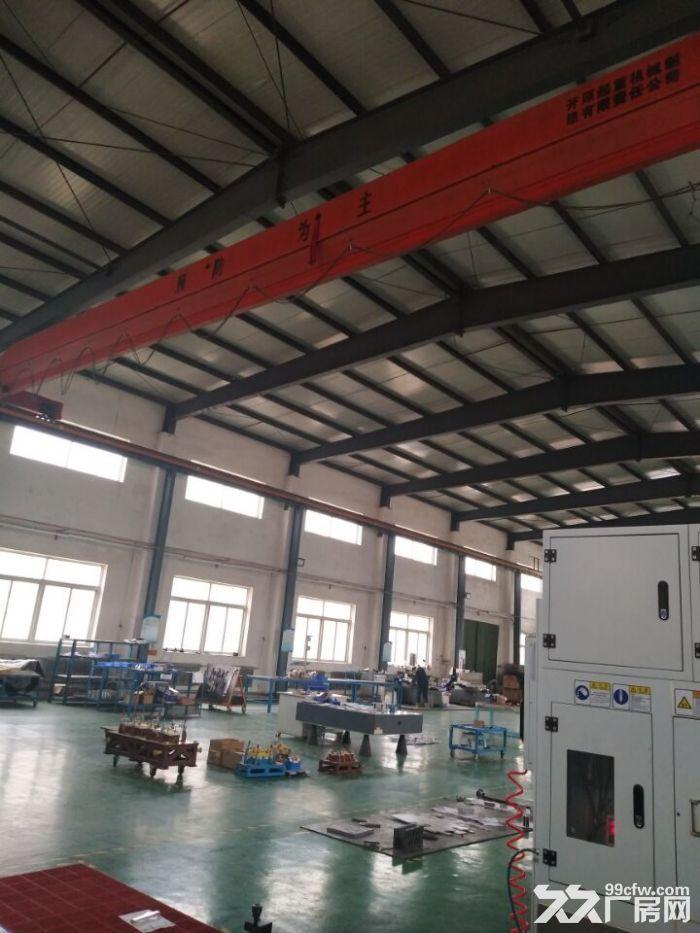 铁西开发区厂房800平,办公300平精装修-图(2)