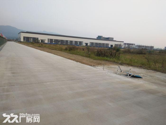 龙泉经开区沃尔沃旁8000平米独栋有环评带超大空地厂房-图(2)