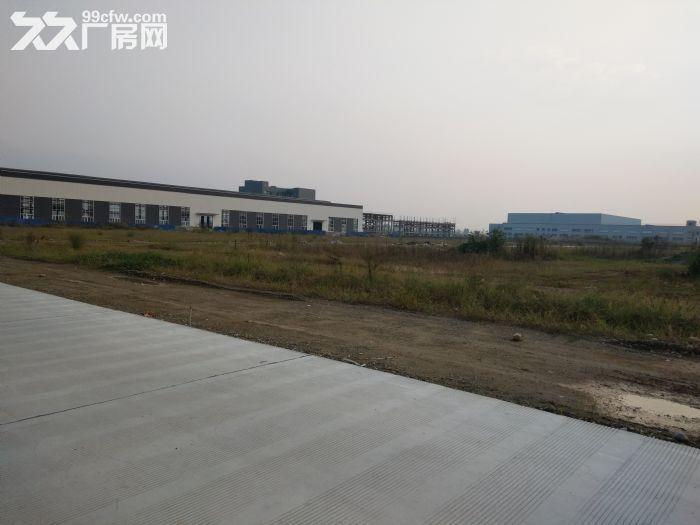 龙泉经开区沃尔沃旁8000平米独栋有环评带超大空地厂房-图(3)