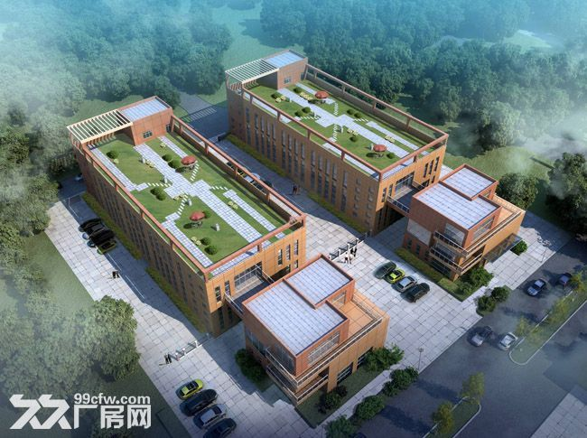 独门独院2400平方占地八亩有十吨行车出租-图(1)
