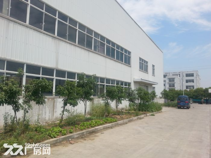 无锡新区旺庄14600平米厂房独门独院可以分租-图(2)