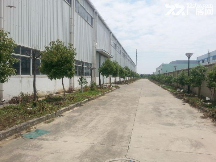 无锡新区旺庄14600平米厂房独门独院可以分租-图(3)