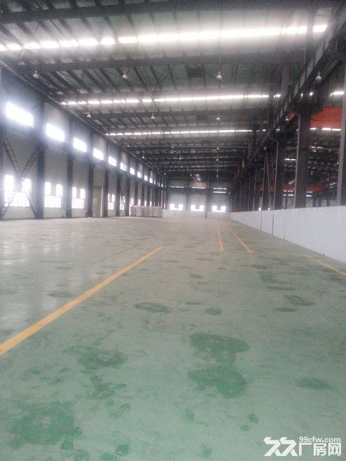 无锡新区旺庄14600平米厂房独门独院可以分租-图(4)