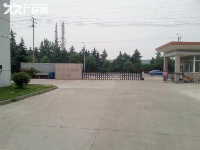 无锡新区旺庄4000平米机械厂房-图(4)