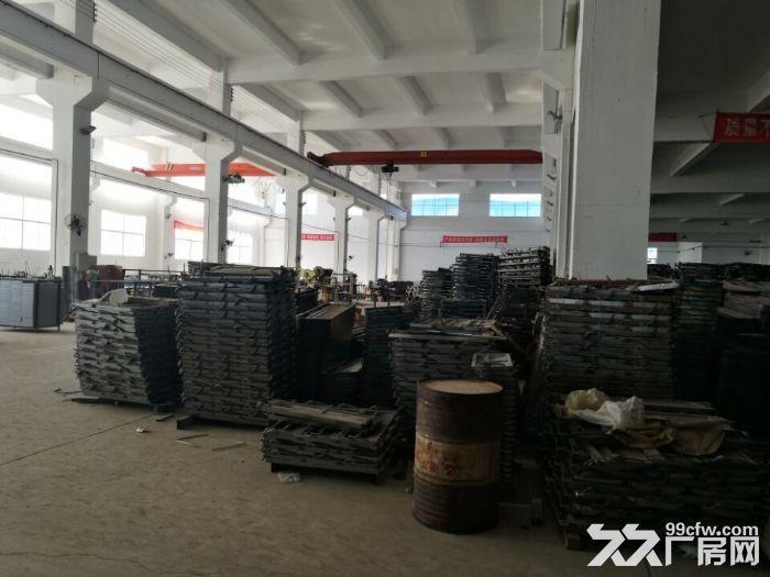 武进洛阳独门独院标准机械厂房3500方行车2部-图(1)