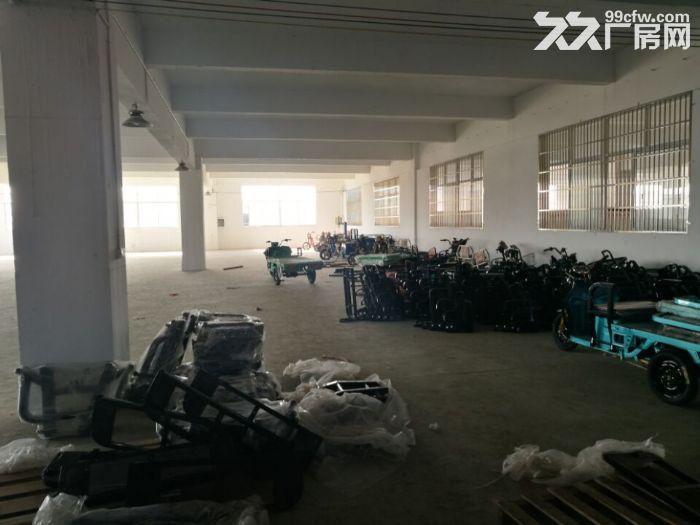 武进洛阳独门独院标准机械厂房3500方行车2部-图(2)