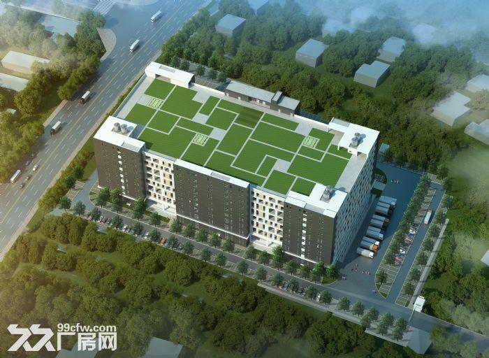 南宁高新区1000㎡厂房,可办公生产打造一站式厂房vb-图(1)