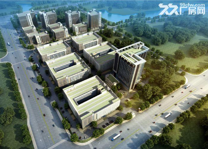 南宁高新区中小企业孵化器,证件全、准现房、可贷款vb-图(2)