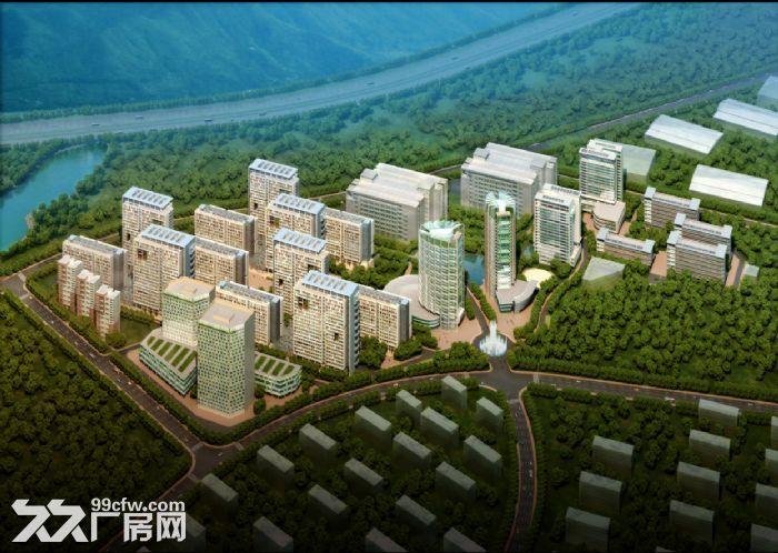 南宁高新区中小企业孵化器,证件全、准现房、可贷款vb-图(3)