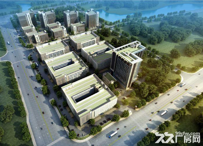南宁高新区1500㎡招租,多功能型厂房发展平台出租售bzx-图(3)