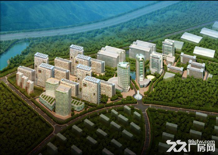 南宁高新区1500㎡招租,多功能型厂房发展平台出租售bzx-图(5)