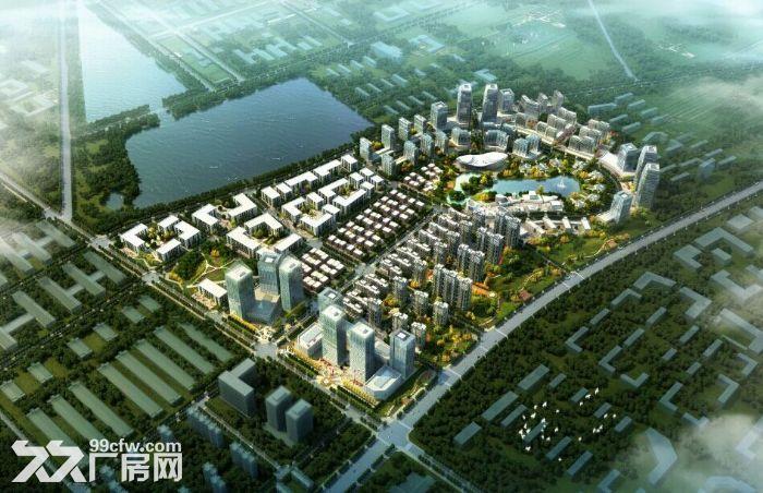 带环评、西青外环园区5亩−7亩庭院式厂房办公招商-图(1)