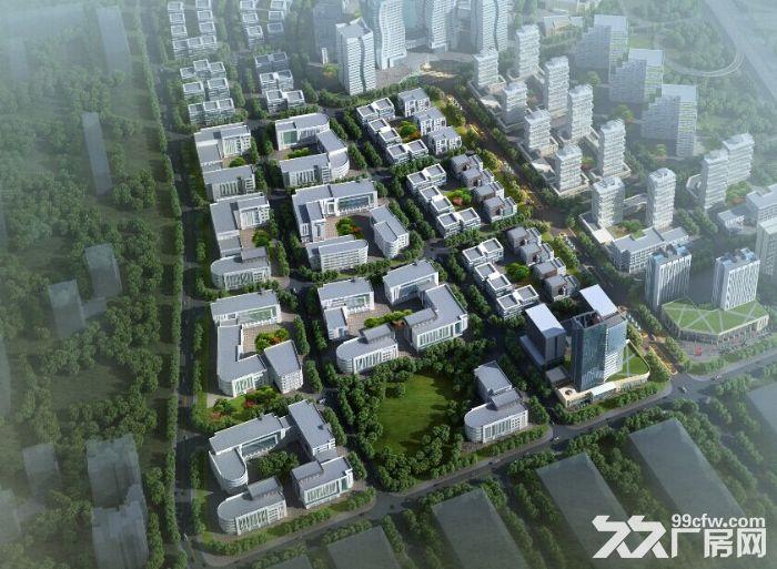 带环评、西青外环园区5亩−7亩庭院式厂房办公招商-图(4)