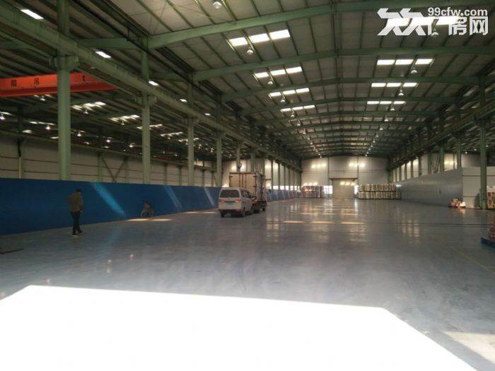 惠山区长安堰新路附近5400机械厂房出租-图(4)