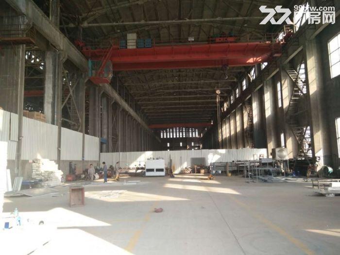 锡山区安镇联福路附近大型园区30000机械厂房出租-图(2)