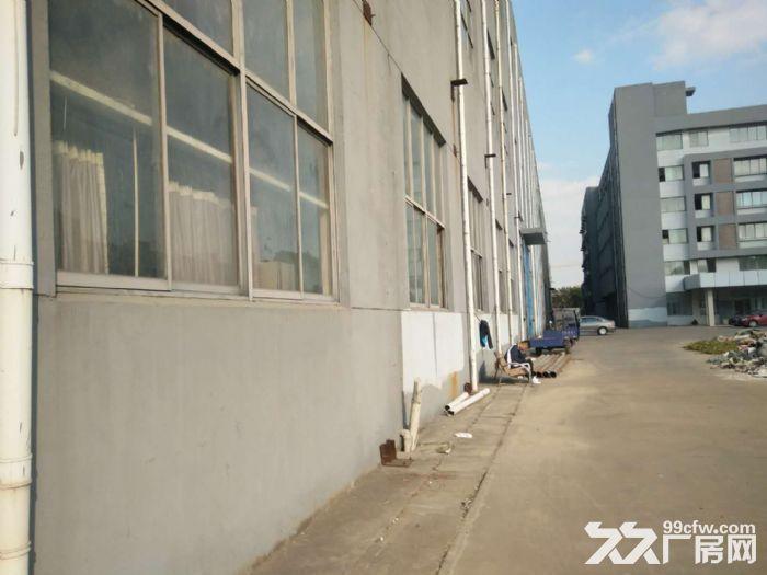 锡山区安镇联福路附近大型园区30000机械厂房出租-图(3)
