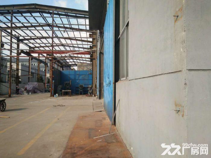 锡山区安镇联福路附近大型园区30000机械厂房出租-图(4)