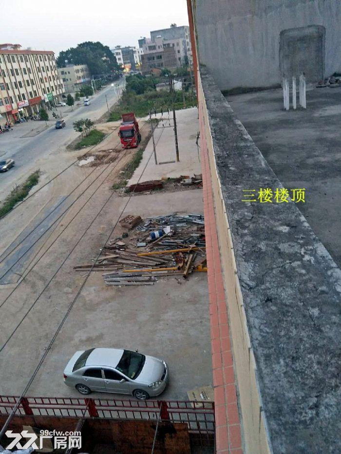 从化区人和墟路边一栋三层580平方楼房商铺转让-图(6)