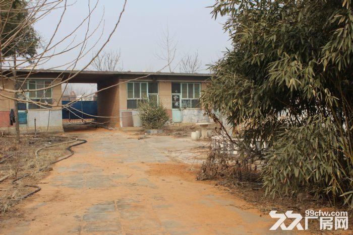 北京房山大石窝厂房屋土地出租-图(1)