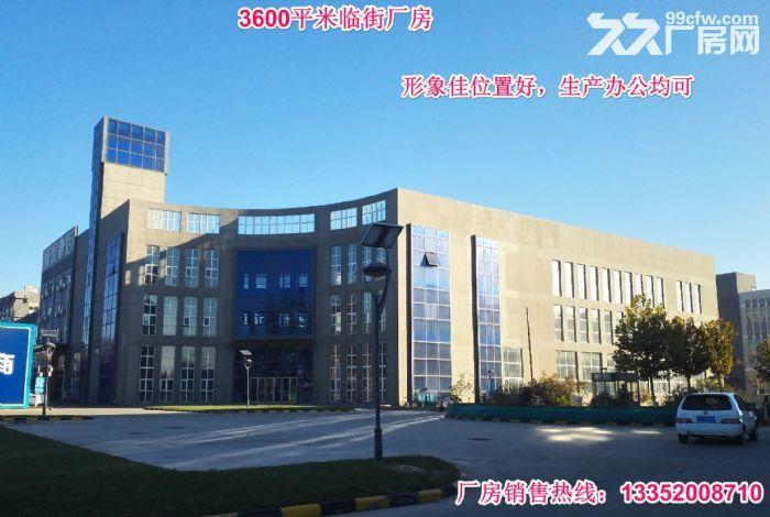 【装备制造首选园区】50年大产权标准厂房园区配套齐全-图(8)