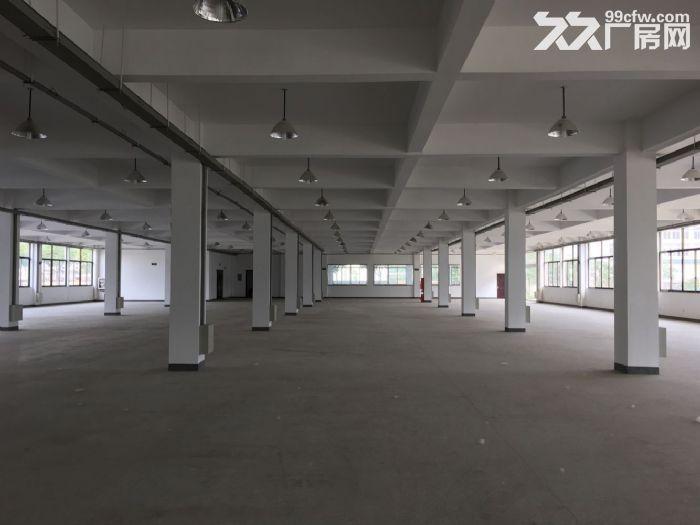 蚌埠高新区东海大道旁全新厂房对外出租-图(1)