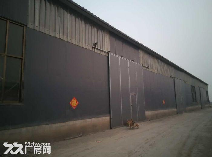 1千平米库房及7亩地出租可合作,-图(1)