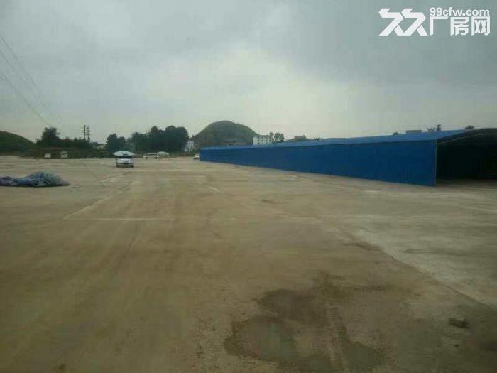 观山湖区40亩土地长期招租!场地已硬化,可办驾校、物流、仓-图(2)