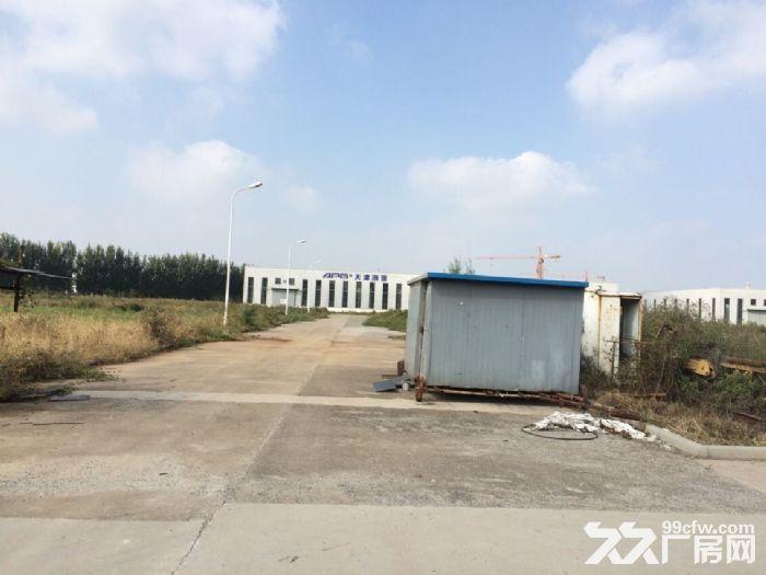 天津武清汊沽港104亩工业用地出售-图(1)