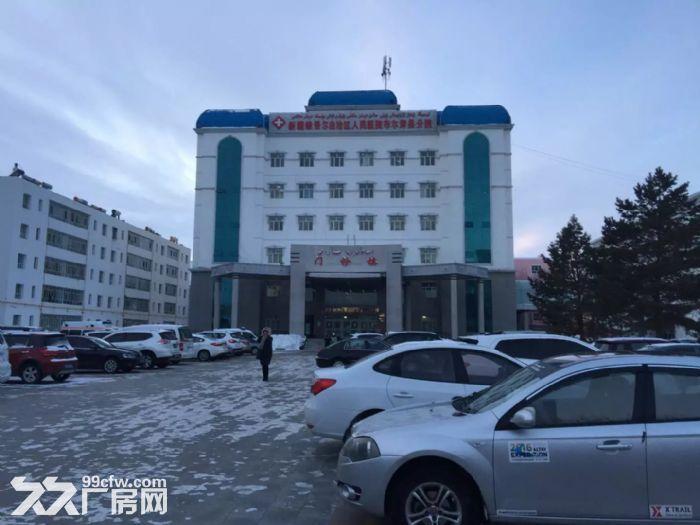 新疆省布尔津县老城区1.8万方优质房产项目拍卖公告-图(1)