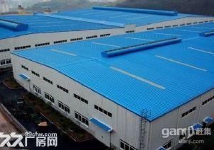 两江新区25000钢构厂房仓库12米可合作联营