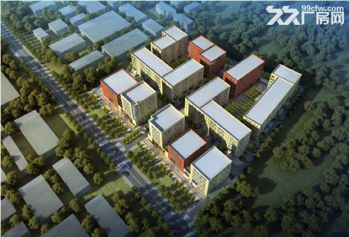 联东U谷.仁和产业园,高端独栋办公,可注册生产环评-图(3)