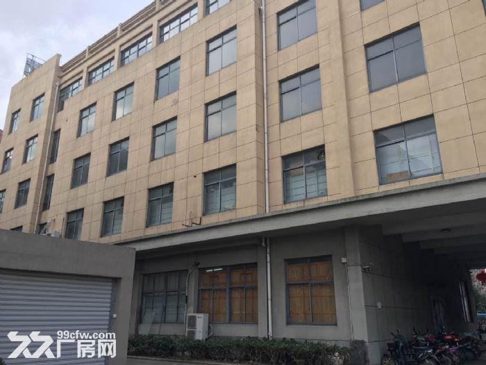 大面积五层厂房原办公楼出租,可用于开连锁酒店,连锁超市等。-图(2)