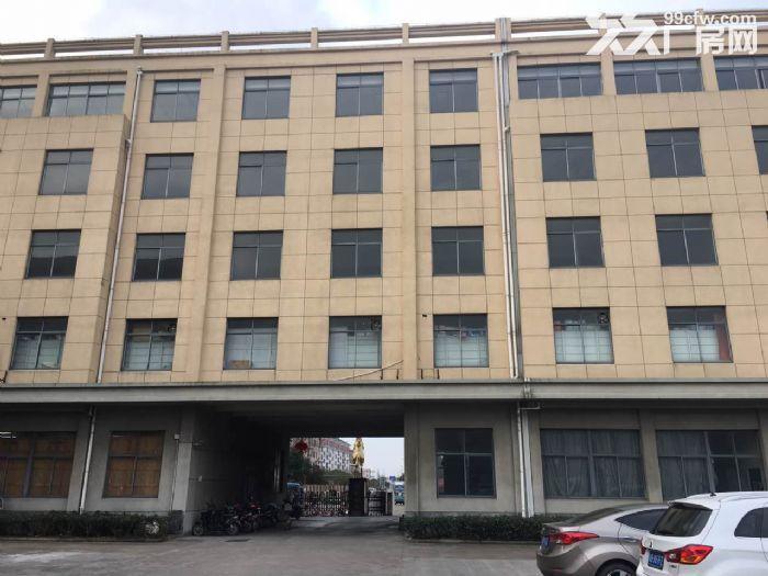 大面积五层厂房原办公楼出租,可用于开连锁酒店,连锁超市等。-图(3)