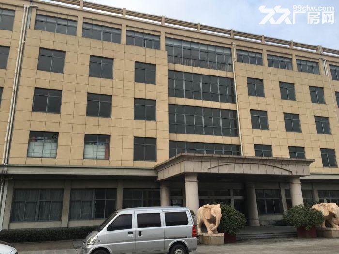 大面积五层厂房原办公楼出租,可用于开连锁酒店,连锁超市等。-图(6)
