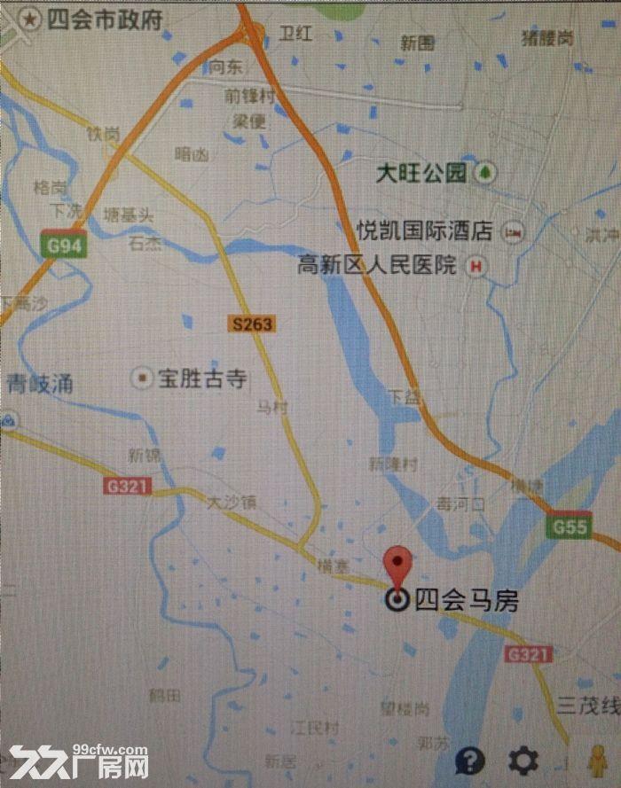 大沙镇马房工业区6000平方米全新租11/平方米-图(1)