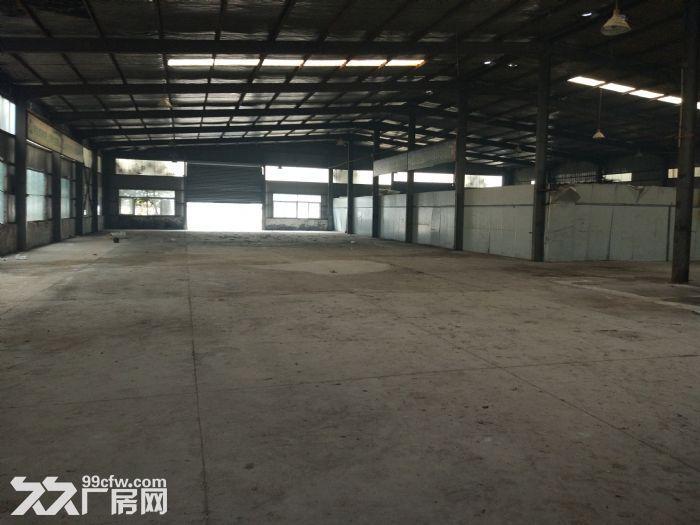 马鞍山花山工业园钢结构厂房超低价出租,800−2000㎡。-图(1)