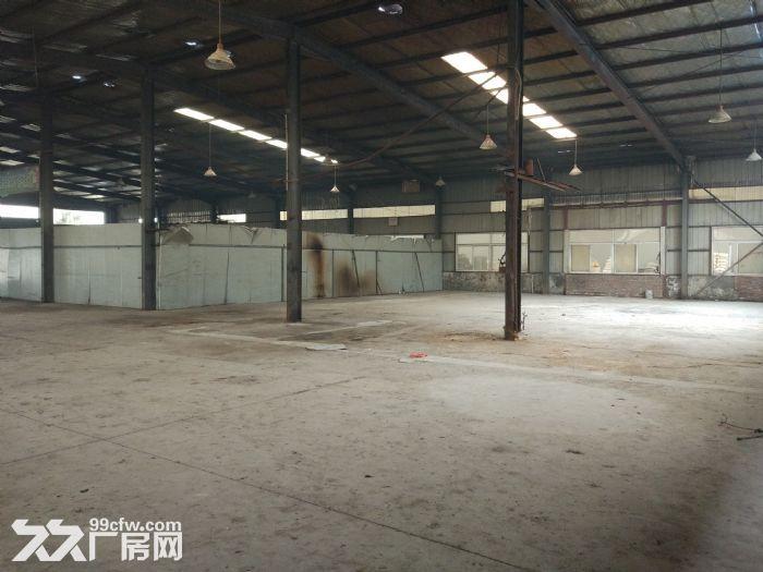 马鞍山花山工业园钢结构厂房超低价出租,800−2000㎡。-图(2)