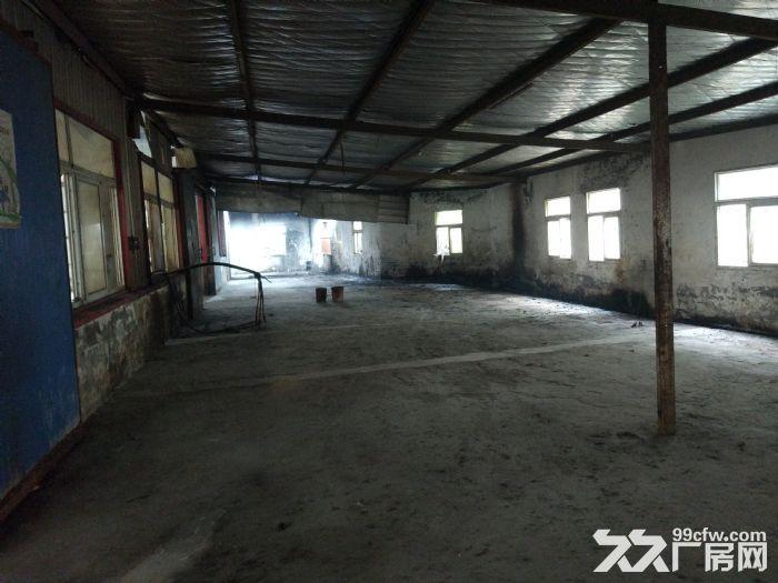 马鞍山花山工业园钢结构厂房超低价出租,800−2000㎡。-图(4)