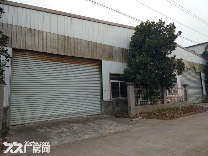 马鞍山花山工业园钢结构厂房超低价出租,800−2000㎡。-图(5)