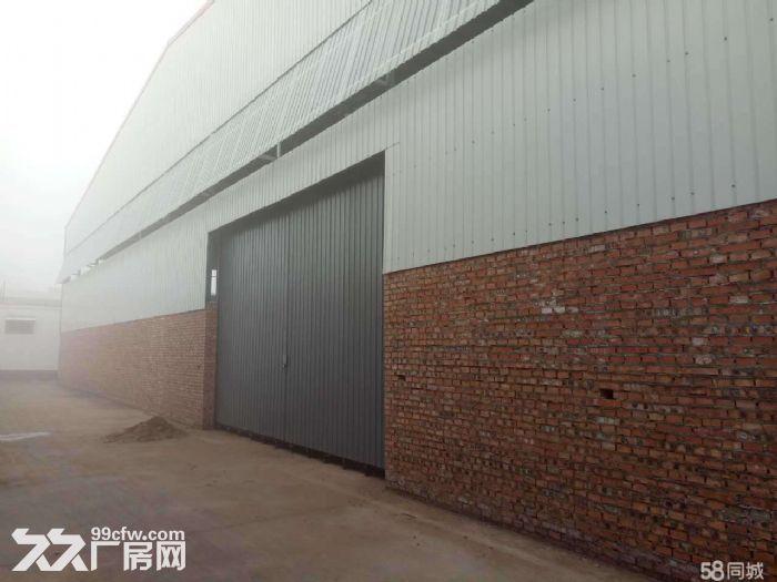 新建厂房出租,整租、零租、合作均可,水、电等基础设施齐全-图(1)