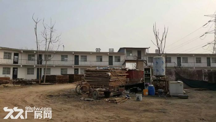 独立小院5亩,二层1000平方小楼,适合办学,办厂,仓储。-图(6)