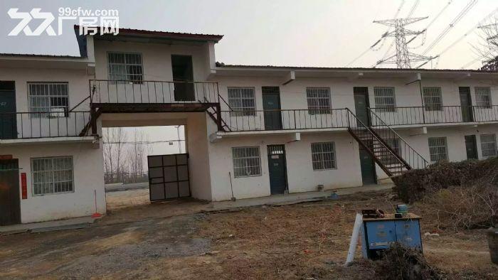 独立小院5亩,二层1000平方小楼,适合办学,办厂,仓储。-图(8)