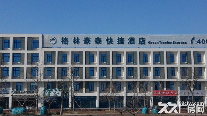 景军工业园二期商业火爆招商中-图(1)