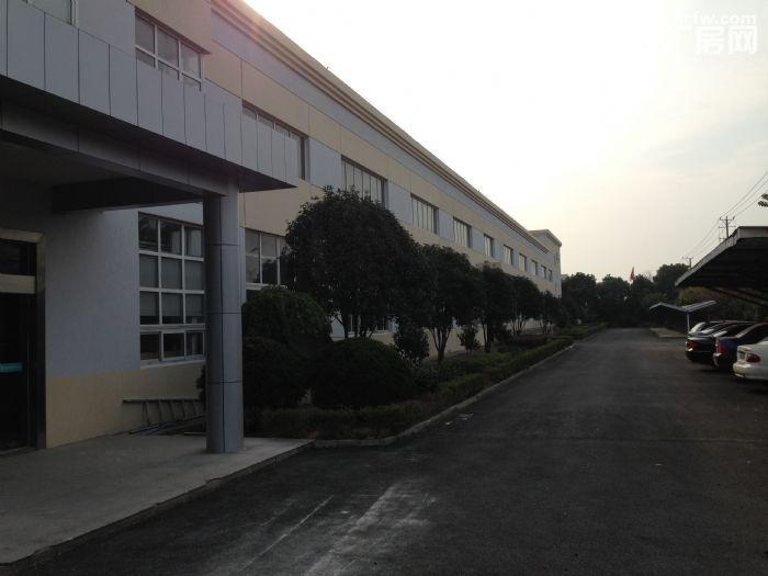 苏州园区独幢8000平米单层精装好厂房出租-图(1)