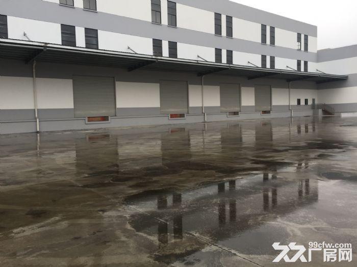 新区梅村锡梅路与新华路21000平方平台仓库出租-图(2)