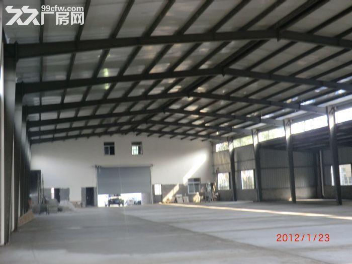 山亭新汽车站附近厂房出租-图(2)