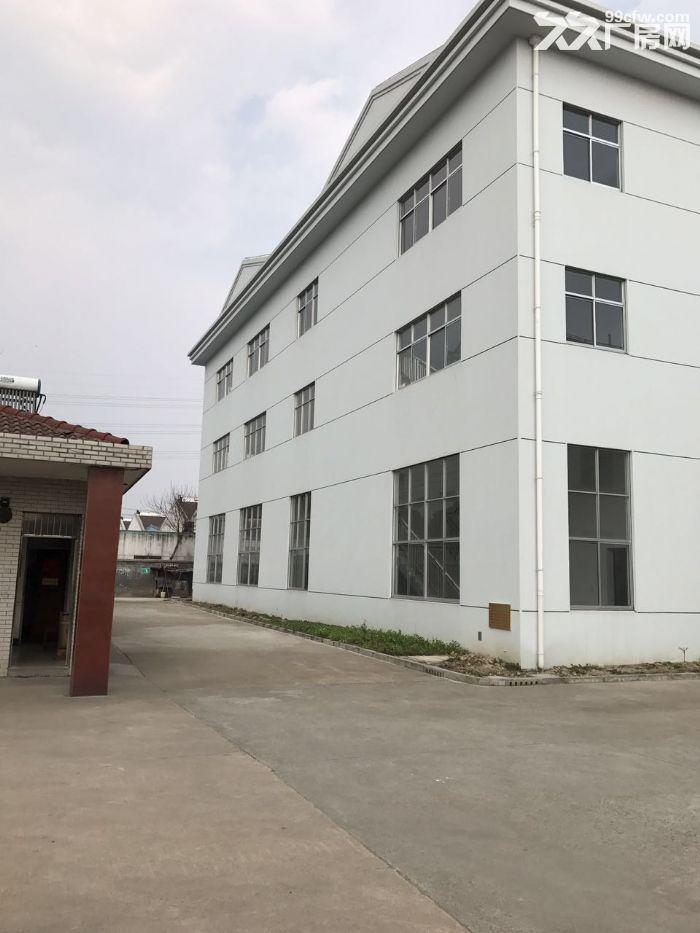 全新厂房出租,出租楼上2层-图(1)