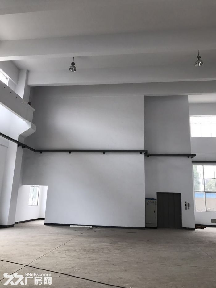 全新厂房出租,出租楼上2层-图(2)